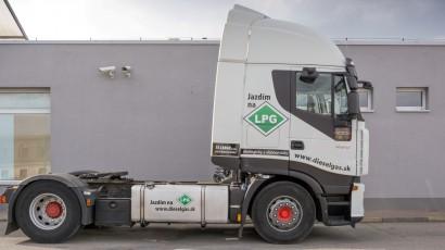První oficiální montáž LPG do dieselového motoru na Slovensku!