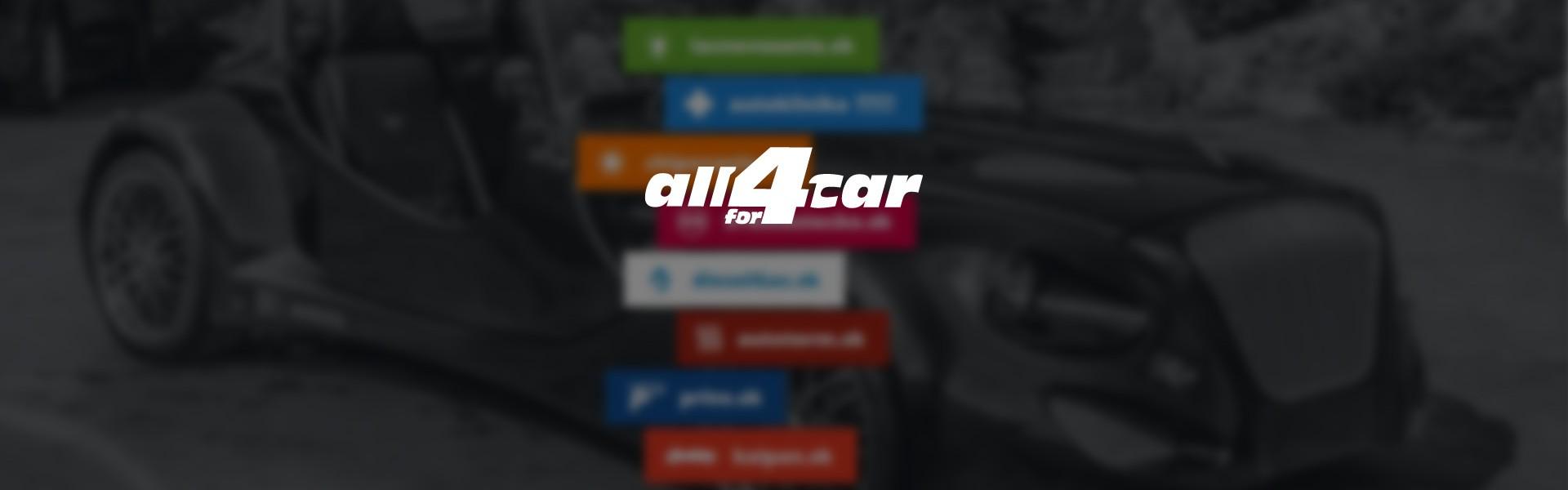 Jsme člen sdružení All4car
